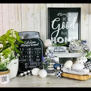 """Bakers Gonna Bake"" Farmhouse Decors"